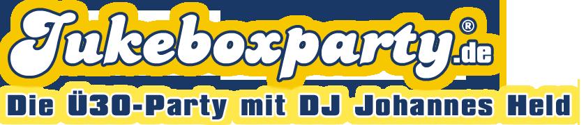 Jukeboxparty® - Die Ü30-Party mit DJ Johannes Held