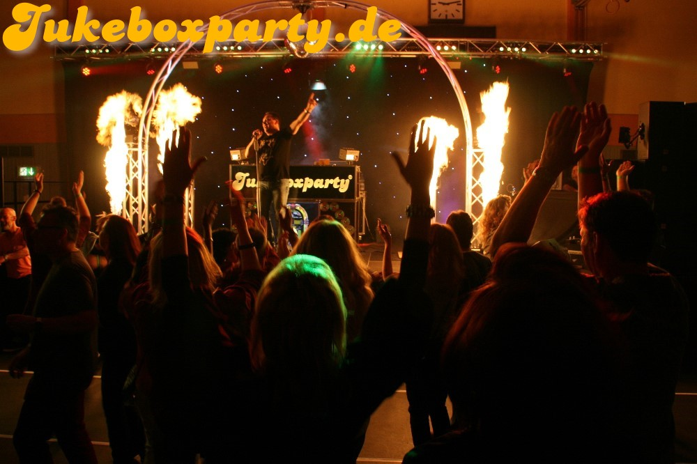 Jukeboxparty Niederbieber 2017