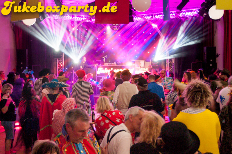 Karnevals-Jukeboxparty Lantershofen (AW), 2019