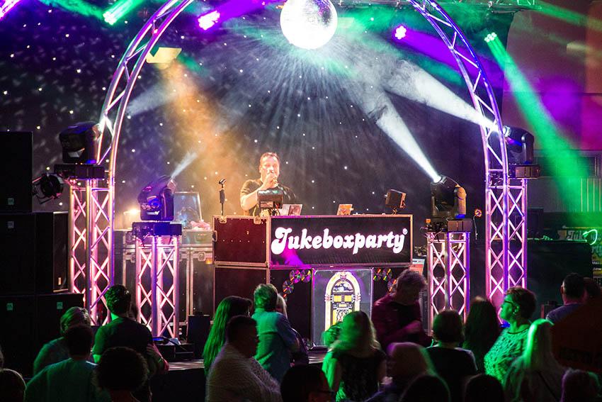 Jukeboxparty Niederbieber 2017 (Quelle: NR-Kurier)