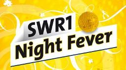 Logo SWR1 Night Fever, Quelle: swr1.de